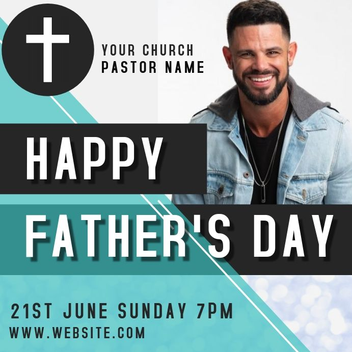 Pin On Father S Day Poster Templates