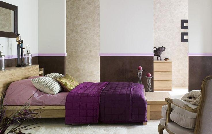 Glinka Wenecka w sypialni