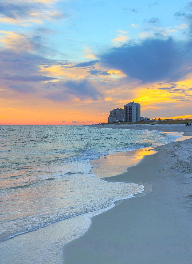 …and sunsets. | 12 Reasons Visiting Perdido Key Changes Your Life