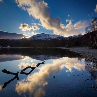 Coniston posted on Facebook by Rohan