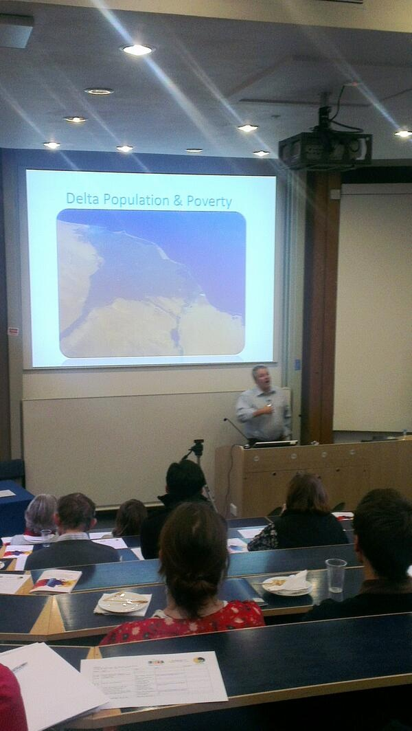 ESPA event- ESPA Deltas: Assessing Health, Livelihoods, Ecosystem Services And Poverty Alleviation In Populous Deltas, By Dr. Craig Hutton, ESPA Deltas Research Coordinator, GeoData Institute, Geography & Environment  AU, University of Southampton.