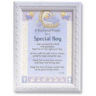 Baptism Quotes For Babies Baptismal Prayer For A Special