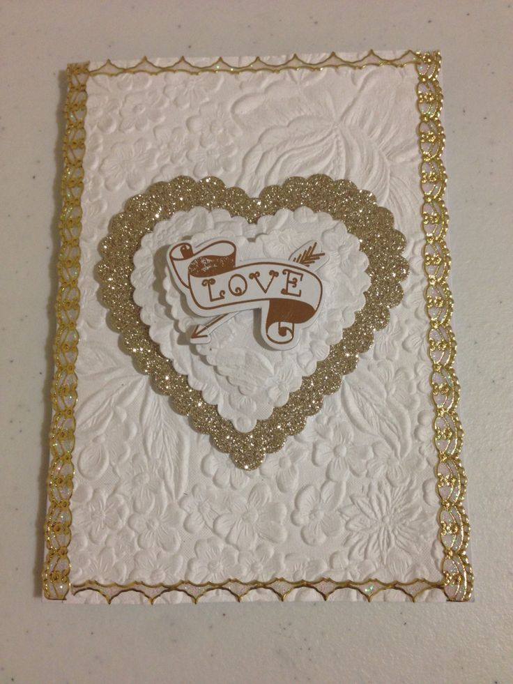 Engagement/Wedding Card Andrea Bruce