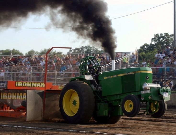 Tractor Pull Sled Flag : Picture gallery a john deere tractor pull extravaganza