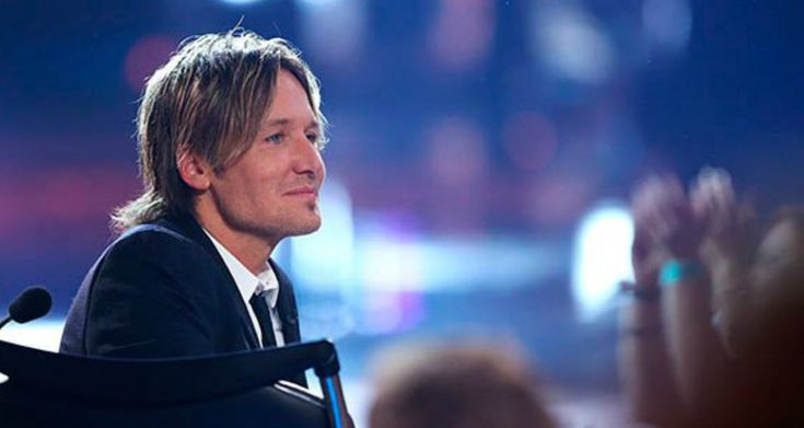 In a recent interview with CMT, Keith Urban let it slip that he might be back in the American Idol judge's chair!