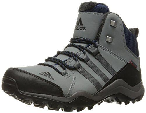 brand new 513ef 0b15e adidas Outdoor Mens CH Winterhiker II CP Hiking Boot Vista GreyGraniteBlack  115 M US