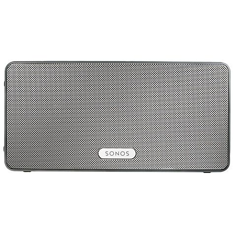 Buy Sonos PLAY:3 Wireless Music System, White Online at johnlewis.com