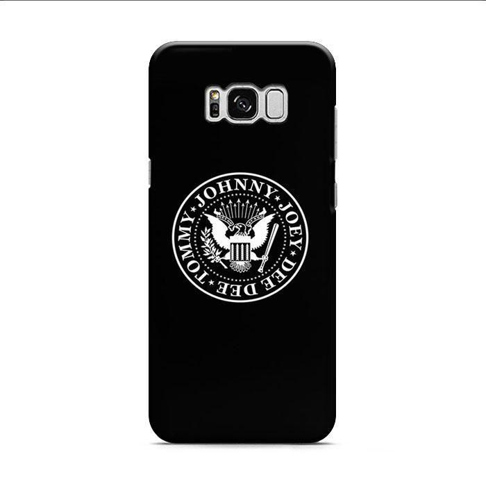 Ramones Logo Samsung Galaxy S8 Plus 3D Case