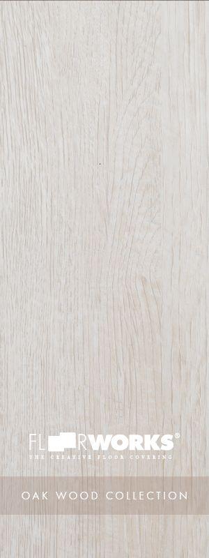 Can you believe it's LVT Flooring ? // Floorworks ® Oak Wood Plank Collection // Oregon White Oak // Learn more & order samples here http://matsinc.com/commercial-flooring-products/contract-flooring/luxury-vinyl-planks/floorworks-oak-wood.html