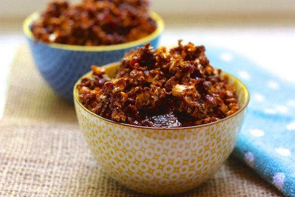... Corn - recipe | Food 2 | Pinterest | Carmel Popcorn, Bacon and Popcorn