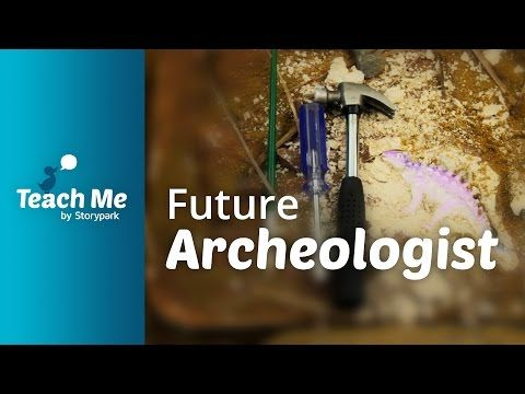 Teach Me: Future Archeologist - YouTube