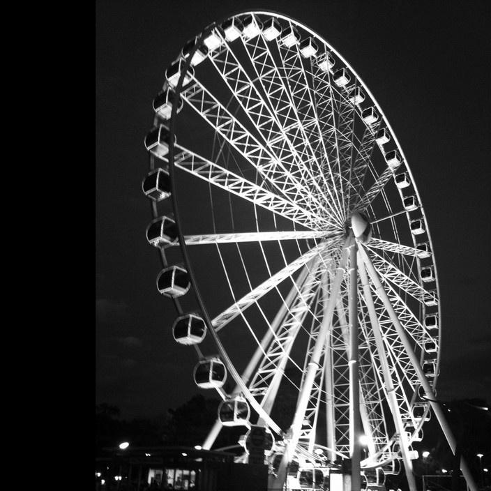 Wheel of Brisbane, South Brisbane, QLD