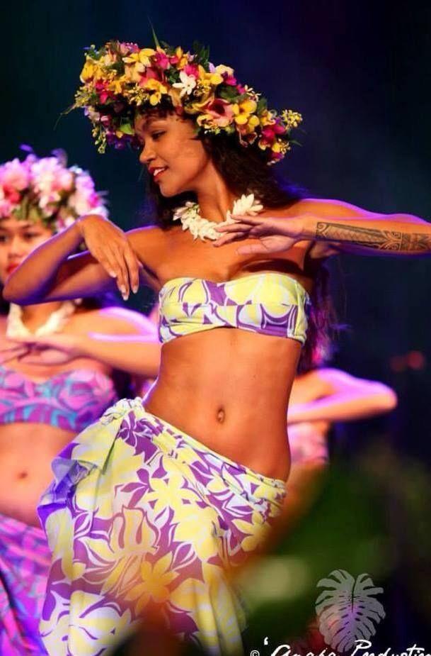 Polynesian dance