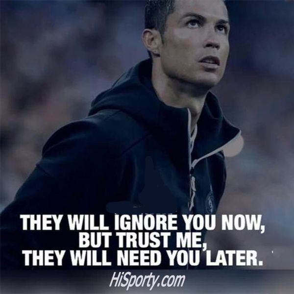 Top 10 Most Inspiring Cristiano Ronaldo Quotes Hisporty Ronaldo Quotes Cristiano Ronaldo Quotes Cr7 Quotes
