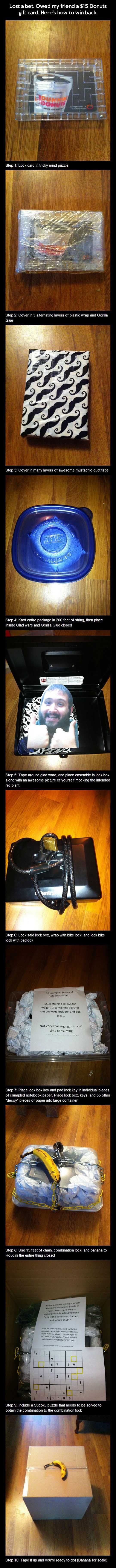This is the best thing ever. I need to do this to someone
