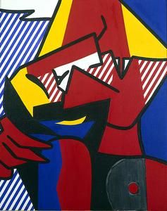 17 best images about roy lichtenstein on pinterest - Roy lichtenstein obras ...