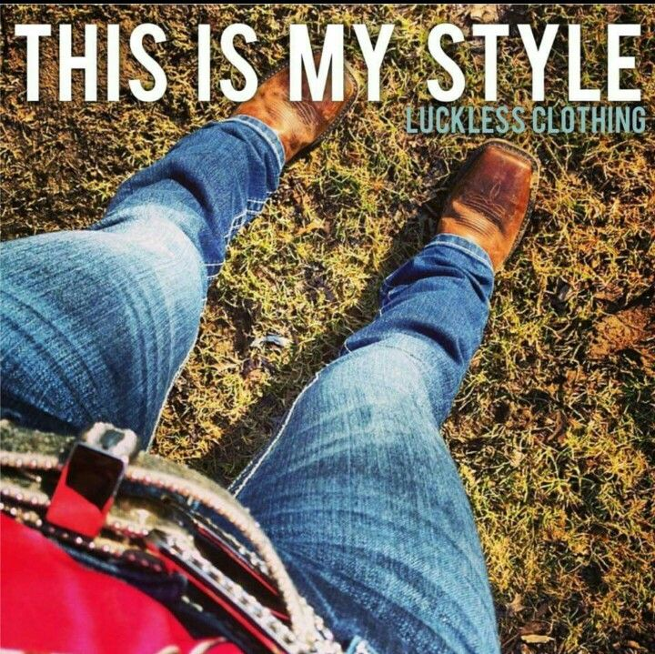 This is my style. #CowboyBoots #CountryLife #CountryGirl