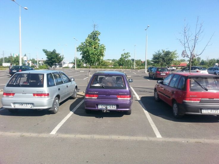 Three Suzuki :)