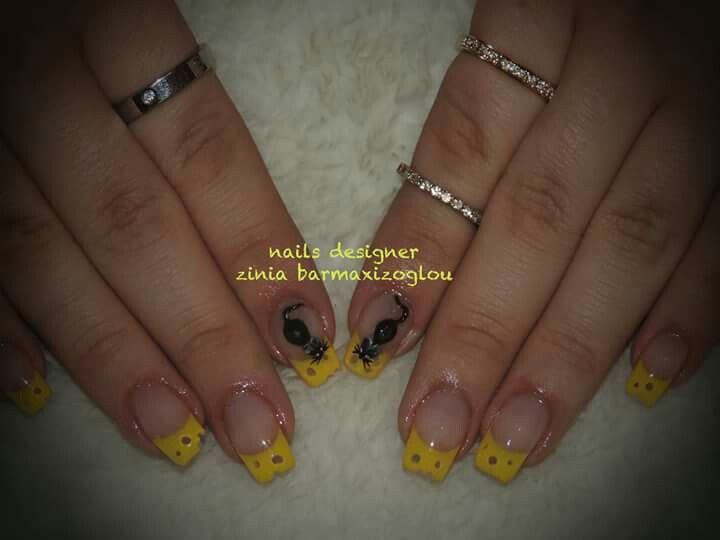Mouse nails