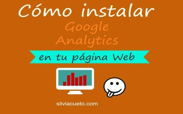 ¿Cómo instalar google analytics en mi web? Si ya llevas unos meses con tu blog ya deberías tener datos suficientes para analizar que ocurre. Al principio eso no lo puedes saber porque evidentemente no has escrito nada y el volumen de tráfico es casi inexistente. Por no decir nulo. A lo mejor te me has