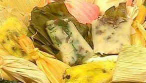 receta de tamales mexicano