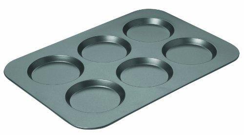 Chicago Metallic Professional Non-Stick Muffin Top Pan, 1...