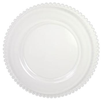 Puisque les éléments de décor en cristal sont la tendance, des nouvelles sous-assiettes en cristals!