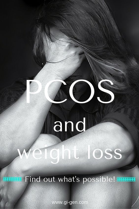 Losing weight with PCOS - Polycystic Ovarian Syndrome - is hard but not impossible. Here's my story.