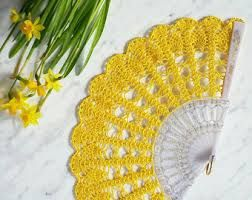 Image result for personalised hand fan navy