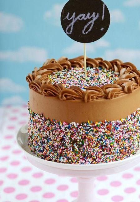 fiesta infantil toppers tarta cumpleaños9 10 Toppers para decorar una tarta de cumpleaños