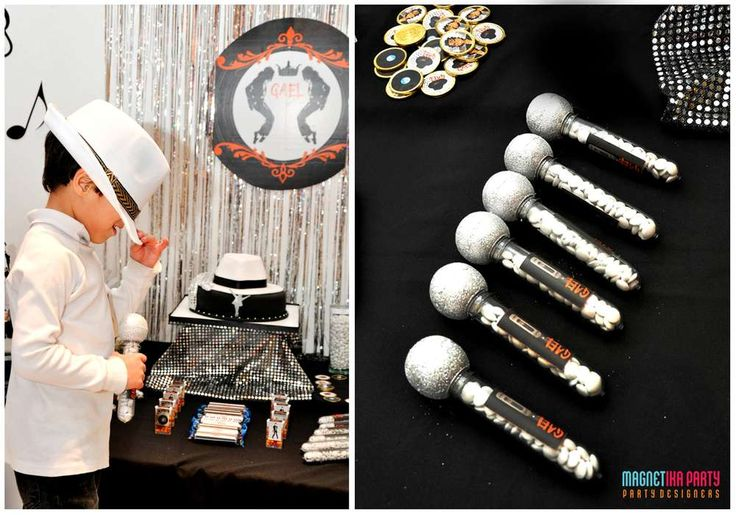 Michael Jackson Birthday Party Ideas | Photo 11 of 18