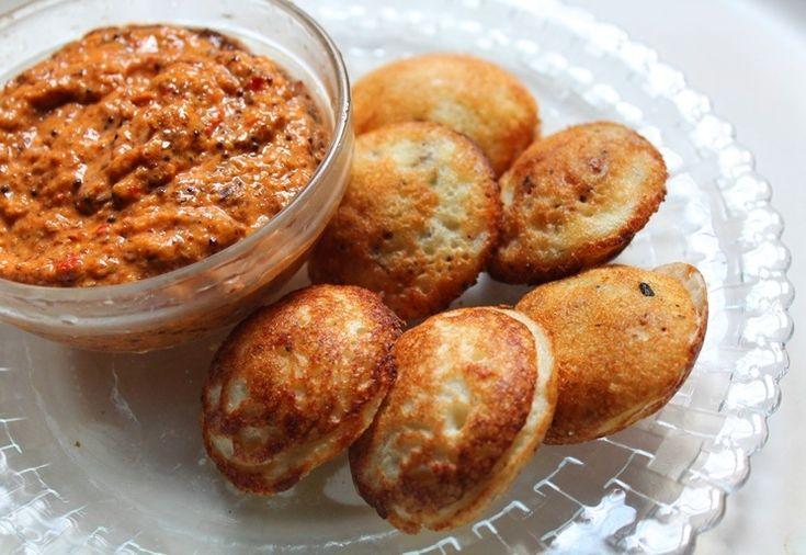 YUMMY TUMMY: Muttai Paniyaram Recipe / Chettinad Egg Paniyaram Recipe