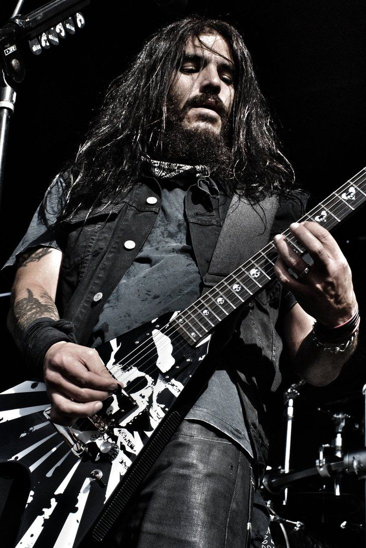 *Robb Flynn ~ Machine Head