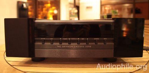 Gryphon Callisto 2200 Entegre Amfi Satış Fiyatı: 4.000 EUR Extreme Audio