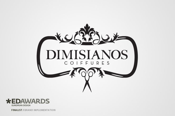Dimisianos Coiffures by Kommigraphics
