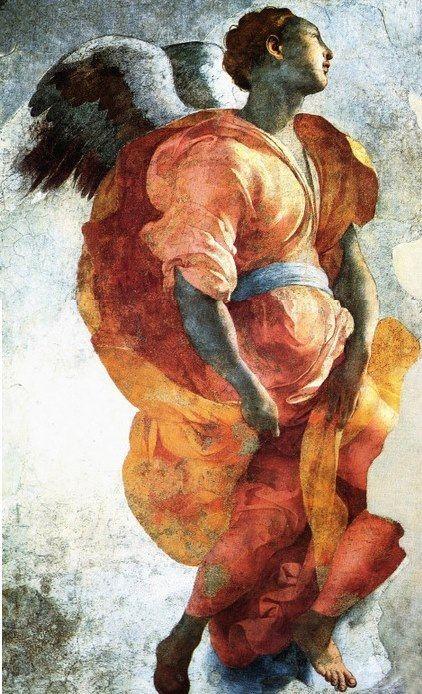 Pontormo, Angel on ArtStack #pontormo #art