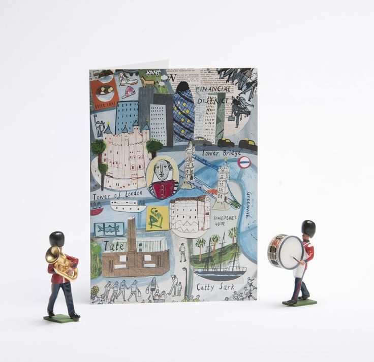 Grab a slice of London from our colourful and buzzy London Mapped Out range. Come by our website for fun gifts and stationery from the UK.