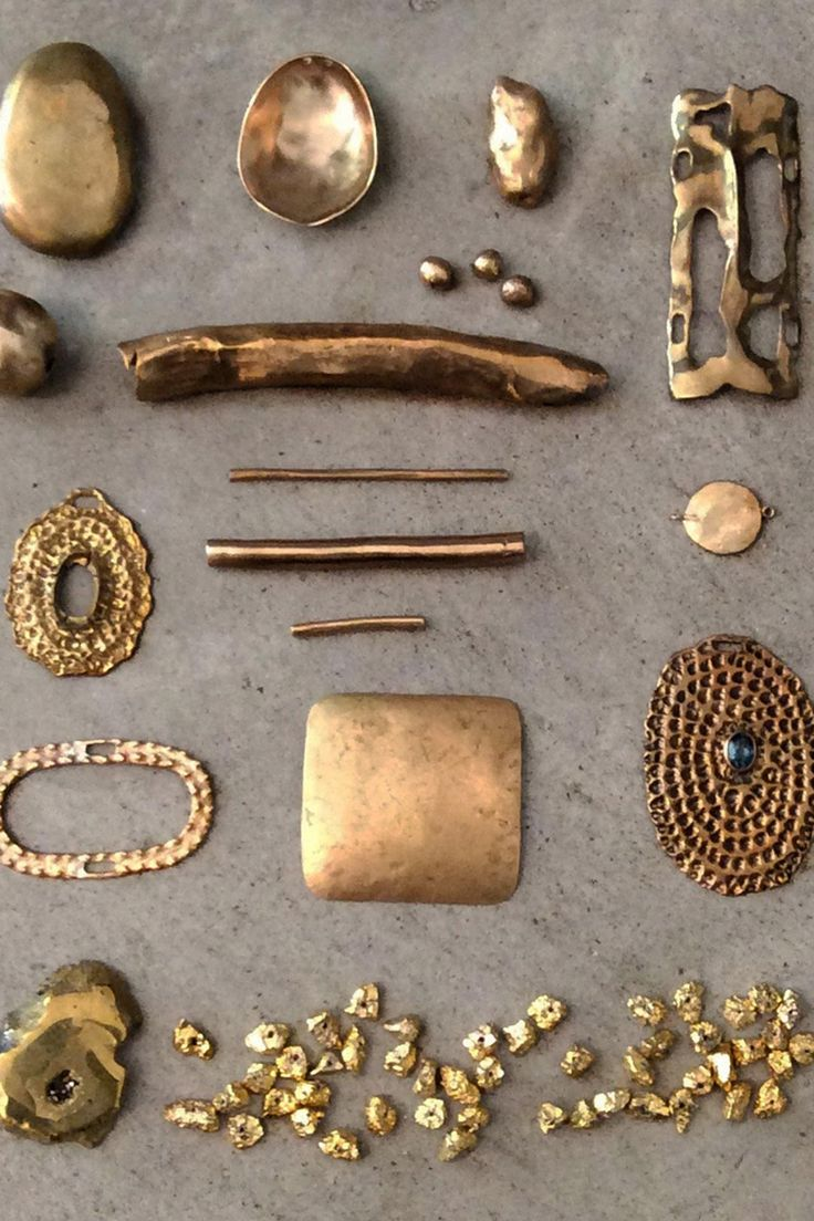 Julie Cohn - Some bronze pieces from around the studio.