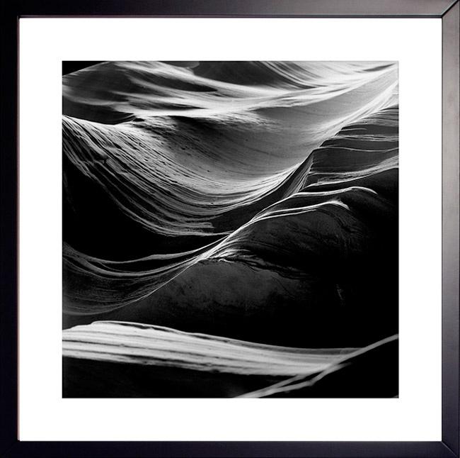 Matteo Cirenei Greyscale_2 Antelope Canyon_Page 80x80