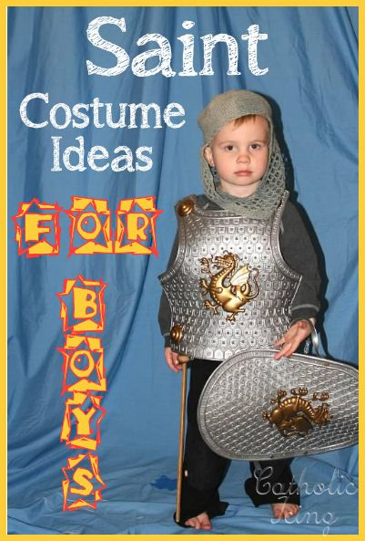 105 best saint costumes for all saints day images on pinterest all saints day costume ideas for boys a list with more than 60 easy to make yourself costumes for boys solutioingenieria