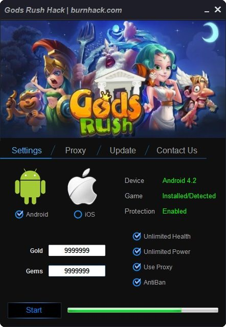 Gods Rush Hack Tool Unlimited Gold Cheat Android/iOS  http://burnhack.com/gods-rush-hack-tool-unlimited-gold-cheat-androidios/