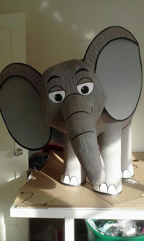 Mi piñata Elefante