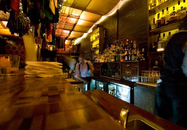 Seamstress Bar in Melbourne will feature at 2013 Melbourne Food and Wine Festival