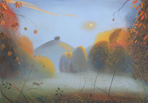 Autumn in Dorset