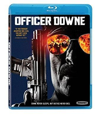 Kim Coates & Tyler Ross & Shawn Crahan-Officer Downe