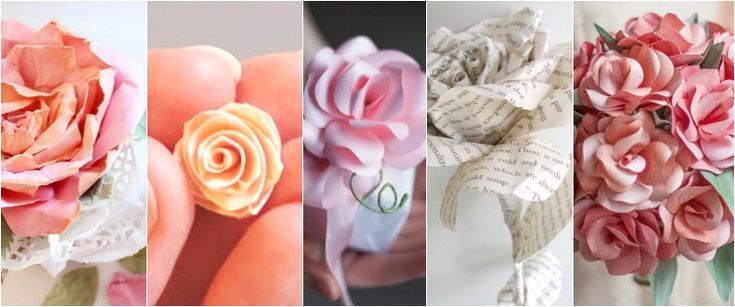Have you ever wondered how to make a paper rose? Find utterly gorgeous ideas in this collection! Whether you're looking for a new embellishment for your next handmade card or you want to make a paper centerpiece, there are gorgeous paper roses here t
