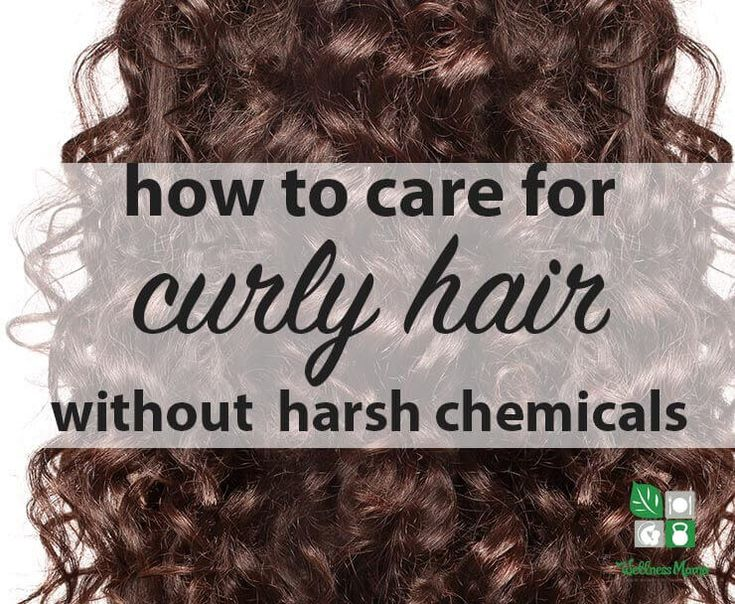 Tutorial on how to care for curly hair with natural products including shampoo, conditioner, mousse, gel, hair oil and more!