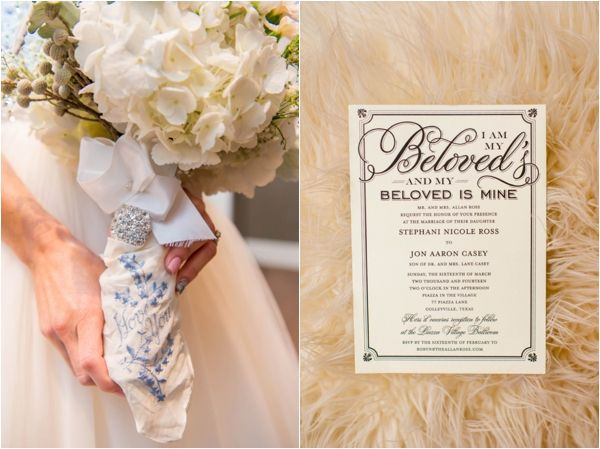Gray And Pastel Spring Wedding