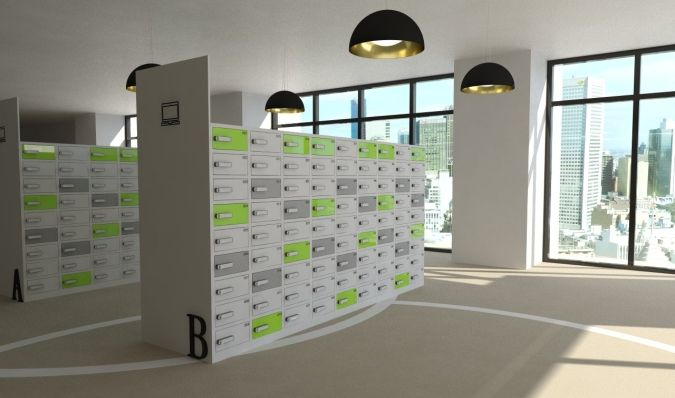 Laptop Lockers - Laptop Storage Trolleys - PC and Tablet Lockers - ATEPAA® Clothes lockers manufacturer