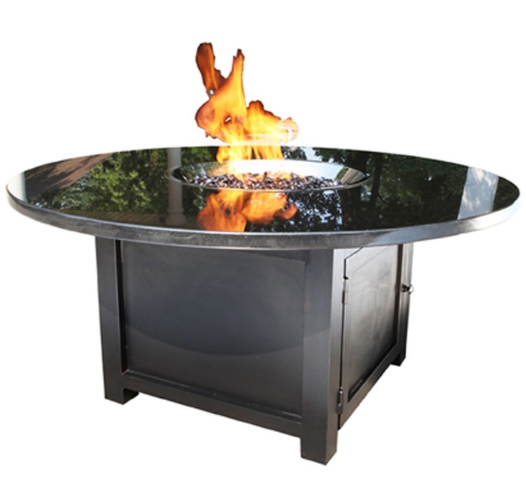 Natural gas fire pit, Fire pits and Gas fire pits on Pinterest